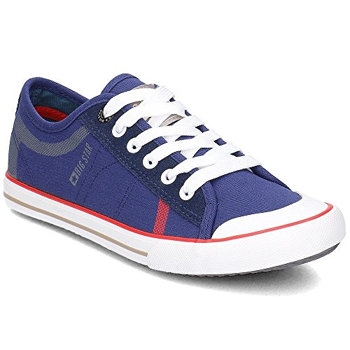 Big Star W174532 - W174532 - Color Navy Blue - Size: 42.0 (Big Star Shoes)