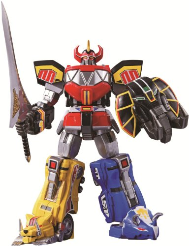 Bandai Tamashii Nations Super Robot Chogokin Megazord Mighty Morphin Power Rangers