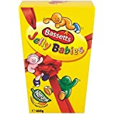 Bassetts Jelly Babies Carton (460g / 16.2oz)