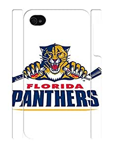 Personalized Hockey Series Handmade Men Pattern Team Logo Snap on Background for Iphone 4 4s Case