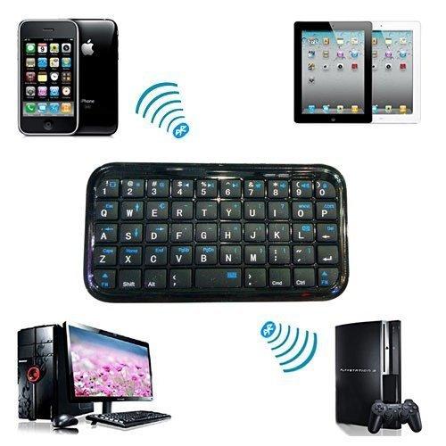 Mangood Mini Bluetooth 3 0 Wireless Keyboard For Samsung Apple Tablet Phone  HTC LG