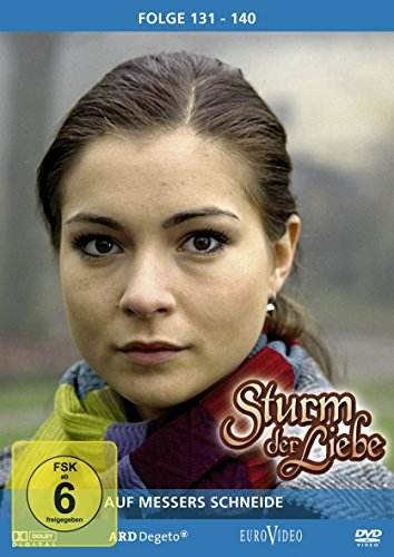 STURM DER LIEBE - STAFFEL 14/EPISODEN 131-140 [IMPORT ALLEMAND] - 135 14