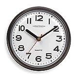 Pegasus 6NN64 Clock, Quartz, Round