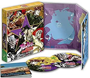 Jojos Bizarre Adventure Stardust Crusaders Egypt Arc Temporada 2 (Parte 4) Episodios 37 A 48 (1bd+Bso+Libro) Blu-Ray Edición Coleccionista [Blu-ray]
