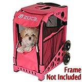 Zuca PIBHP205 Sport Zuzuca Pet Carrier Insert Bag Hot Pink 89055900205