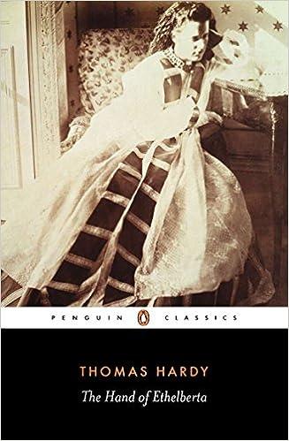 The Hand Of Ethelberta Penguin Classics Thomas Hardy Tim Dolin