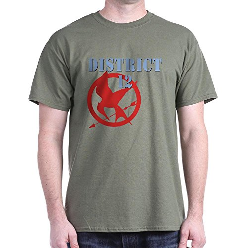 CafePress District T Shirt Comfortable Classic