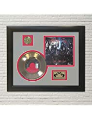 Motley Crue – Girls Girls Girls Framed Picture Sleeve 45 Record Display M4