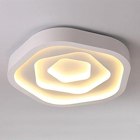 LYXG Roseta-LED lámpara de techo de nubes con luz simple y ...