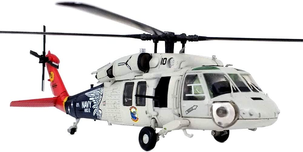AF1 1//72 Scale Diecast Plane Model Navy HSC-2 Black Hawk Helicopter NEW In Stock