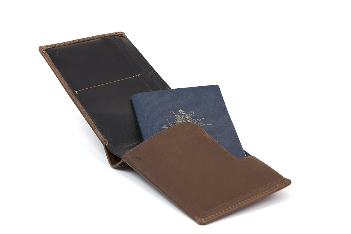 Bellroy Leather Travel Wallet Cocoa by Bellroy (Image #2)