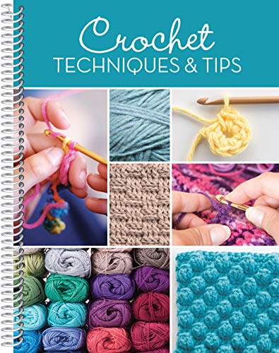 - Crochet Techniques & Tips