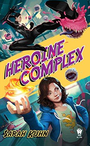 Heroine Complex by [Kuhn, Sarah]