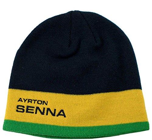 Ferrari Beanie - Ayrton Senna Racing Beanie