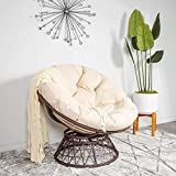 Milliard Papasan Chair with 360-degree