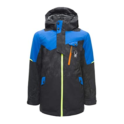 40a7bf9a6 Spyder Kids Mens Tordrillo Jacket (Big Kids): Amazon.ca: Clothing &  Accessories