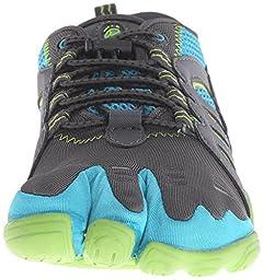 Body Glove Women\'s 3T Warrior Water Sport Shoe, Blue/Green, 7 W US