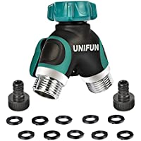 UNIFUN 2-Way Water Splitter