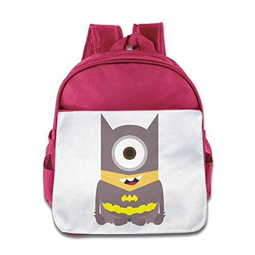 Bat Superminion Kid Fashion Pack School Bag