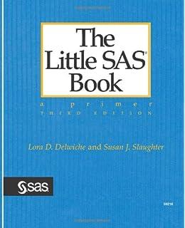 The Little Sas Book 4th Edition Pdf