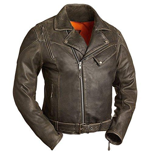 1960S Leather Jacket - 2
