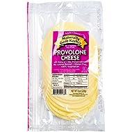 Naturally Good Kosher Cheese Slice Provolone, 8 oz