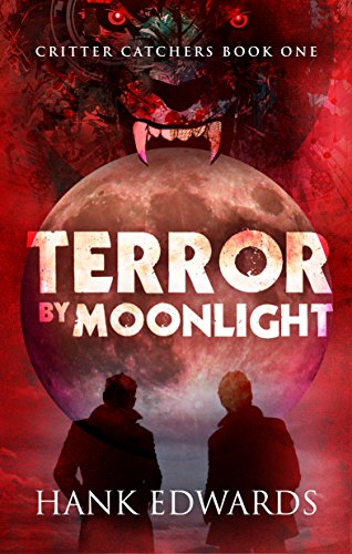 Critter Monkey - Terror By Moonlight (Critter Catchers Book 1)