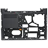 Lenboes Laptop Bottom Base Cover Midframe Bezel Lower Case Enclosure for IBM Lenovo G50 G50-45 G50-70 G50-80 Z50 Z50-45 Z50-70 Series