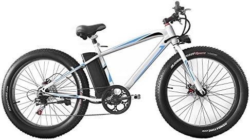 Zearo - Bicicleta eléctrica de adulto de 300 W, con componentes ...