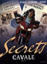 Secrets : Cavale, tome 3  par Giroud
