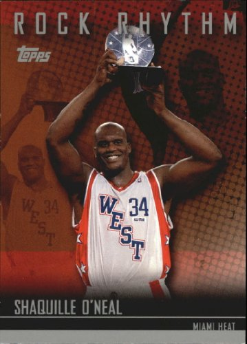 2004-05 Topps Rock Rhythm #SO Shaquille O'Neal - NM-MT