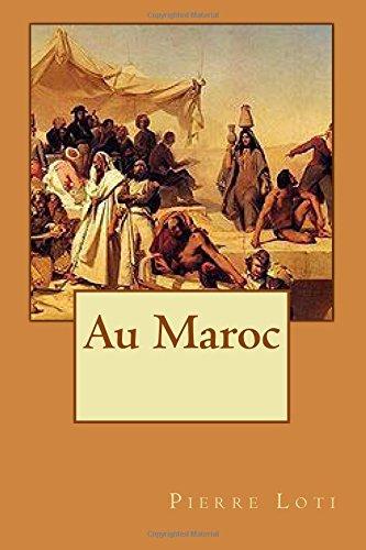 Au Maroc (French Edition)