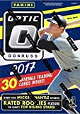 2017 Panini Donruss Optic MLB Baseball BLASTER box