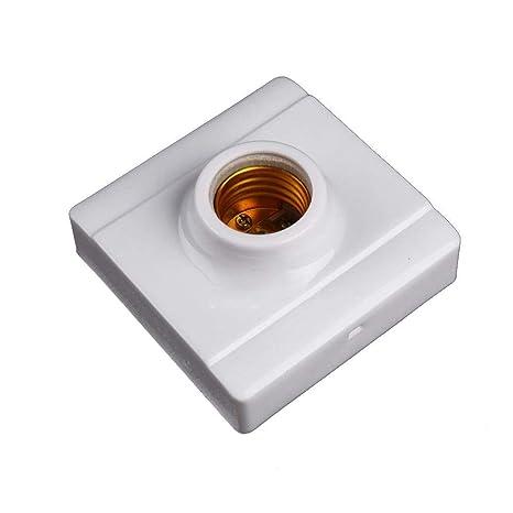 Pw Tools - Soporte para lámpara de Techo (Base de cerámica ...