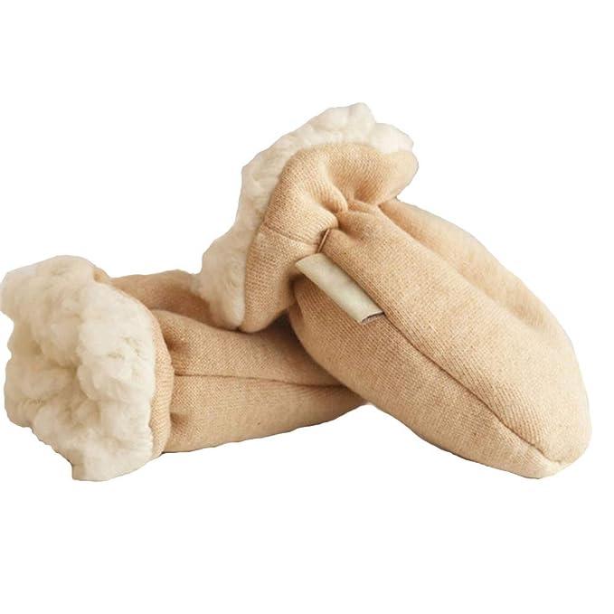 Amazon.com: Paladoo - Manoplas para bebé (forro polar, 0 a ...