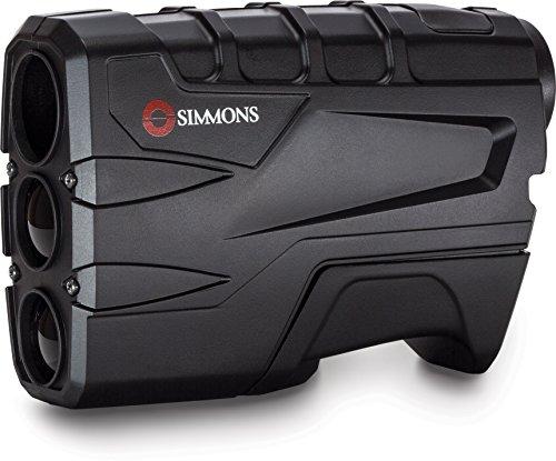 Review Simmons 801600 Volt 600 Laser Rangefinder, Black
