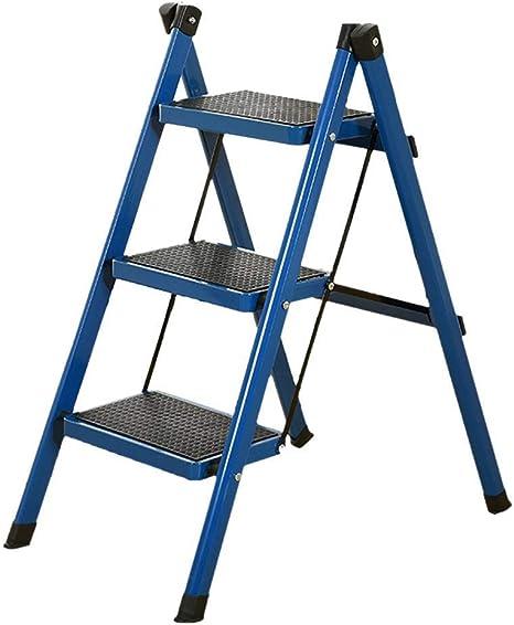 Zichen Zapatos Asiento Taburete Escalera de almacenamiento Taburete/ Escaleras de mano Escalera de 3 peldaños Doble cara Múltiples propósitos Fuerte Aluminio ligero Estructura antideslizante Pies Fác: Amazon.es: Instrumentos musicales