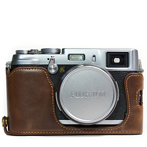 Used, MegaGear Fujifilm X100S Ever Ready Leather Camera Half for sale  Delivered anywhere in USA