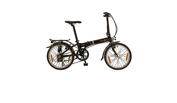 Dahon vitesse D7 Uni de 7 velocidades Coffee bicicleta dinamo ...