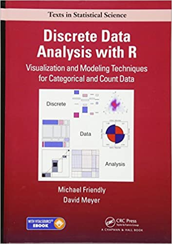 Amazon com: Discrete Data Analysis with R: Visualization and