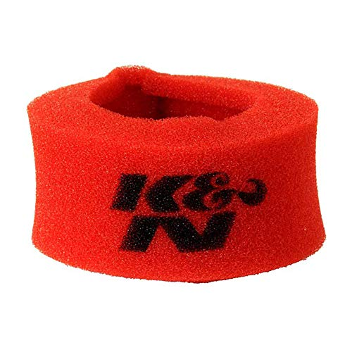 K&N 25-0810 Red Oiled Foam Precleaner Filter Wrap - For Your RE-0810 Round Filter