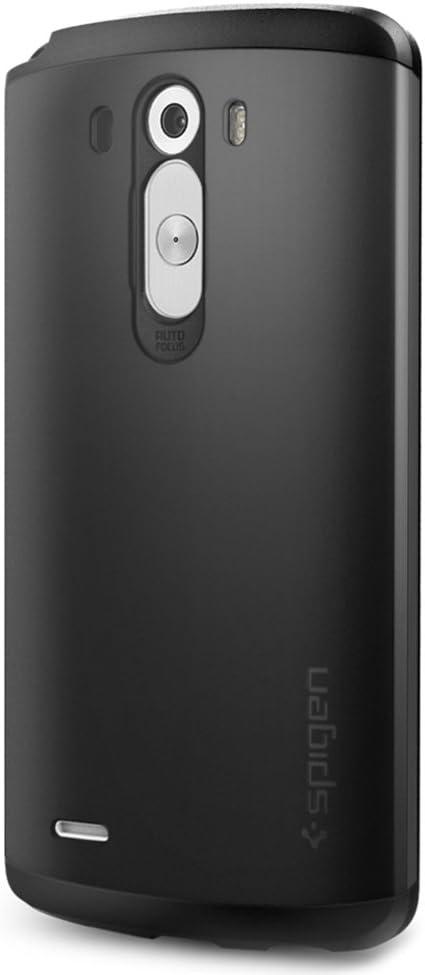 Spigen SGP10864 - Funda para LG G3, Negro