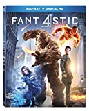 Fantastic Four (2015) Blu-ray