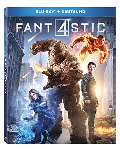 Fantastic Four Blu ray Miles Teller