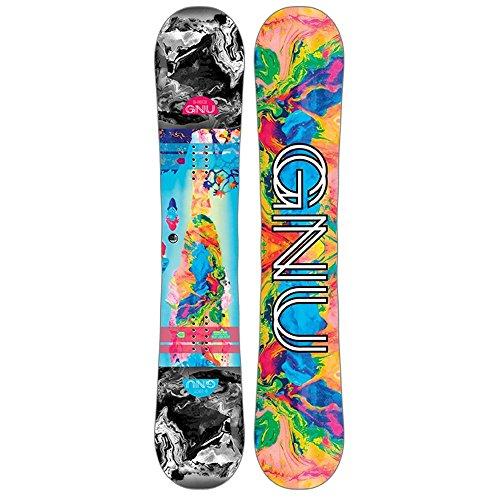 Gnu B Nice Btx Snowboard (Gnu B-Nice BTX Snowboard - 2018 - Women's - 142 cm)