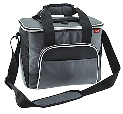 Amazon.com - Jata Home Take Away Thermal Lunch Bag, Grey and ...