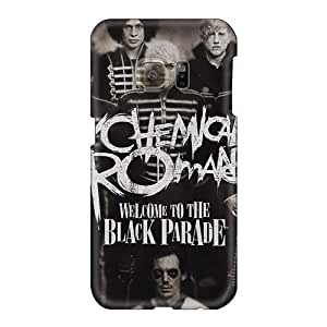 Protector Hard Cell-phone Cases For Samsung Galaxy S6 With Unique Design High Resolution My Chemical Romance Band Skin ChristopherWalsh