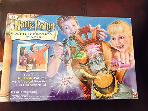 (Harry Potter Polyjuice Potion Maker)
