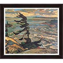 Frederick Varley Textured Limited Editn Giclee Group Of Seven Print Mist Fantasy