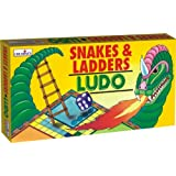 Creative Educational Aids 0814 Snakes and Ladders - Ludo